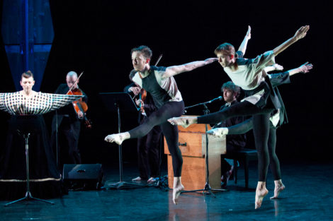 Magic and whimsy at Jacob's Pillow: 'Chalk and Soot' |