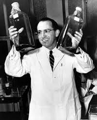 Dr.Jonas Salk.