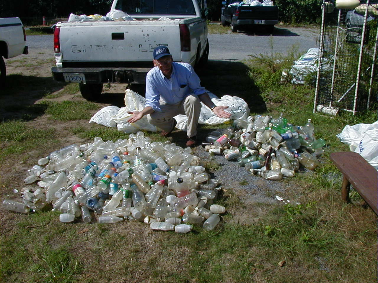 Towns in Massachusetts would save $7 million in cleanup work if the new Bottle bill passes.