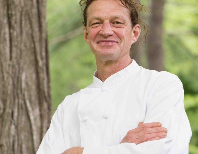 Culinary Adventures John Andrews A Farmhouse Restaurant The Berkshire Edge