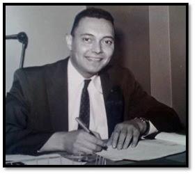 Lloyd Davis at work in Atlanta for the Martin Luther King Jr. Center for Nonviolent Social Change.