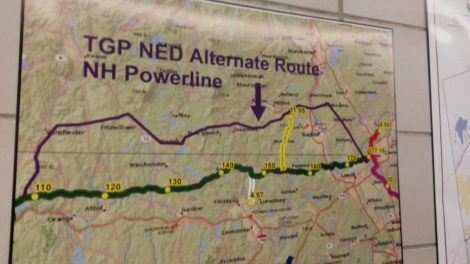 After   transacting Berkshire County, the proposed Northeast Direct (NED) pipeline would veer north into New Hampshire, according to a proposed alternative route to eastern New England.