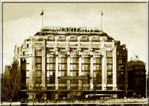 La Samaritaine: Before 'The Wolf in Cashmere' bought it.