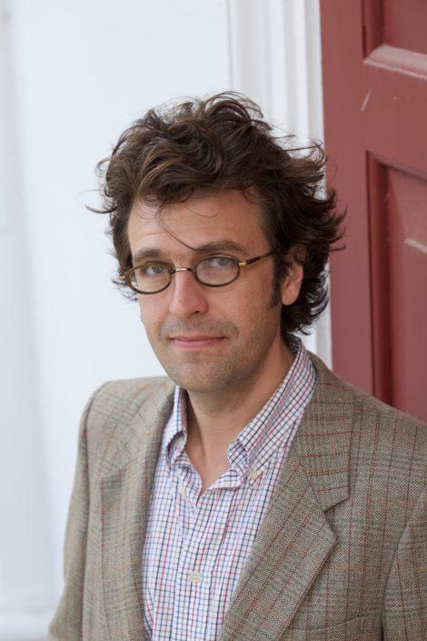 Ian Bickford, dean of Bard Academy.