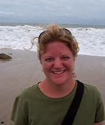 Kathryn Boswell, professor of anthropology.