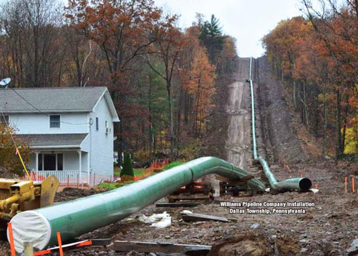 Rising electricity rates explained: Tactic for natural gas pipeline  