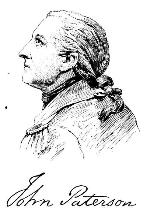 General John Paterson of Lenox