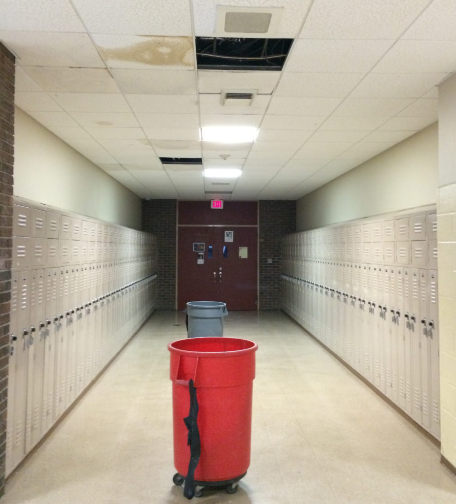 Local contractors for high school renovation? Depends on timeline |