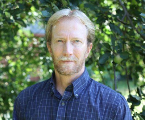 Editor Chris Coggins