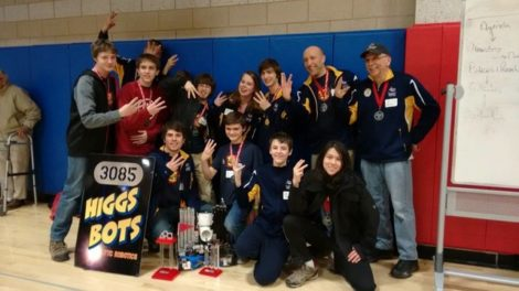 The state robotics champs.