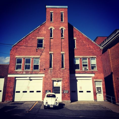 Firehouse blues: the town must now find a place to store its vehicles and find office space for the health and building inspectors' offices.