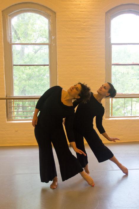 Bettina Montano, left, and Ellen Gorman. Photo: Susan Quinn Photography
