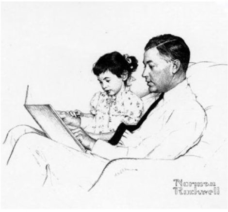 Courtesy Norman Rockwell Family Agency.