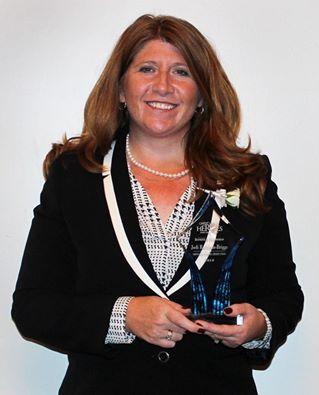 CHP's Board President Jodi Rathbun-Briggs.