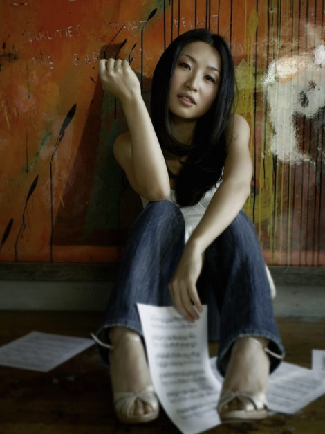 Pianist Soyeon Kate Lee.