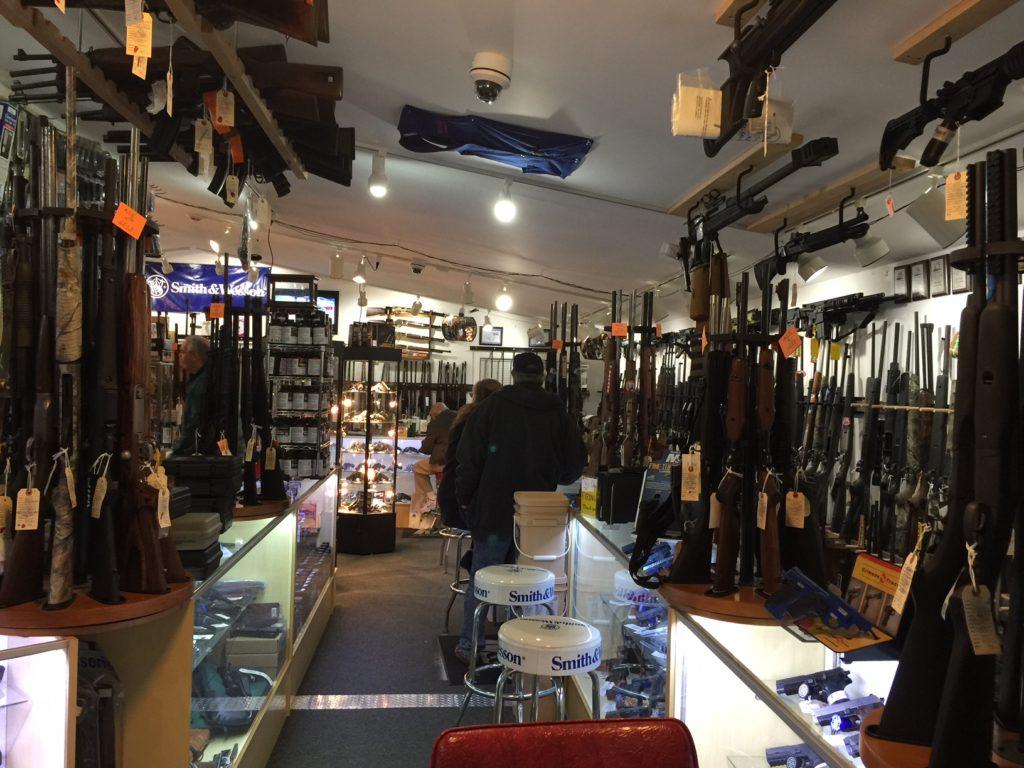 Amid National Crisis Housatonic Gun Shop Thrives As Gun Sales Soar