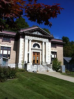 Ramsdell Library