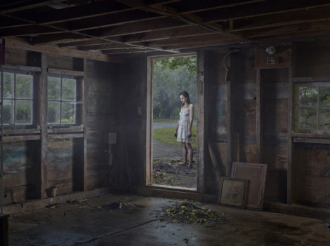 The Shed, 2013. By Gregory Crewdson. 