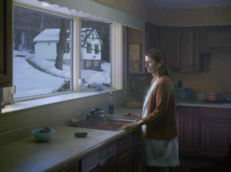 Woman at Sink, 2014