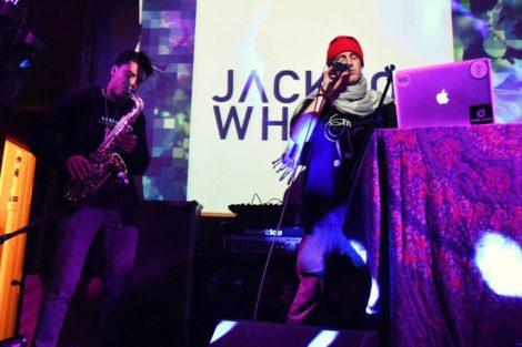 Whalan SNAGG'ing it Gasek. Photo: Isabella Goodman