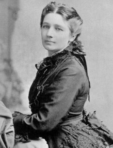 Victoria Woodhull ran for president in 1870, from her jail cell.
