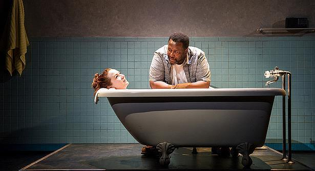 THEATRE REVIEW: \u0027Cost of Living,\u0027 a play worth waiting for at