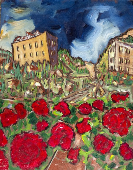 'War of the Roses' by Douglass Truth