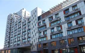 Public housing in South Bronx.