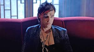 Finn Wittrock as Valentino in FX channel's 'American Horror Story: Hotel'