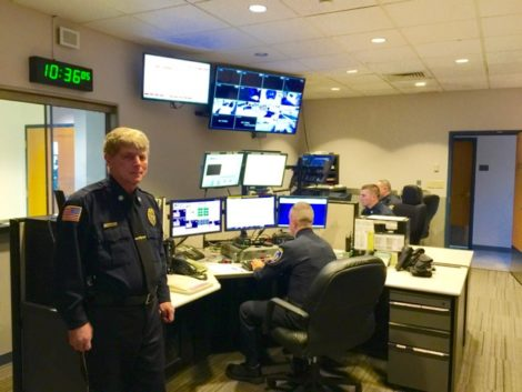 Great Barrington Police Chief William Walsh.