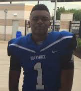 Ohio high school football player Rodney Axson who also was threatened when he 'took the knee' in protest against violence.