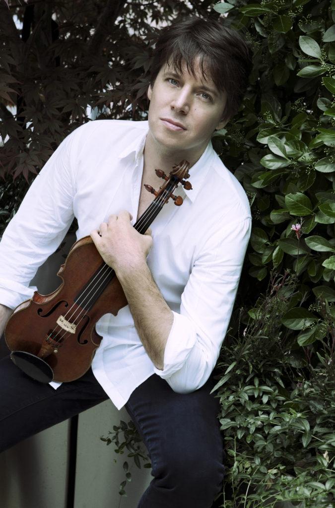 Joshua Bell. Photo: Lisa Marie Mazzucco.