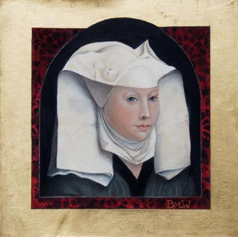 """Portrait of a Lady"" by Barbara Willner."