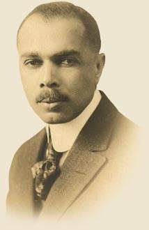 James Weldon Johnson, courtesy of the James Weldon Johnson Institute, Emory University, Atlanta, Ga.