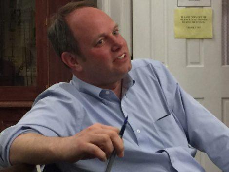 BHRSD Superintendent Peter Dillon.