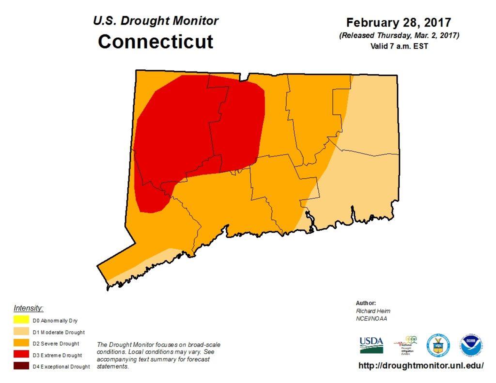 Image courtesy U.S. Drought Monitor