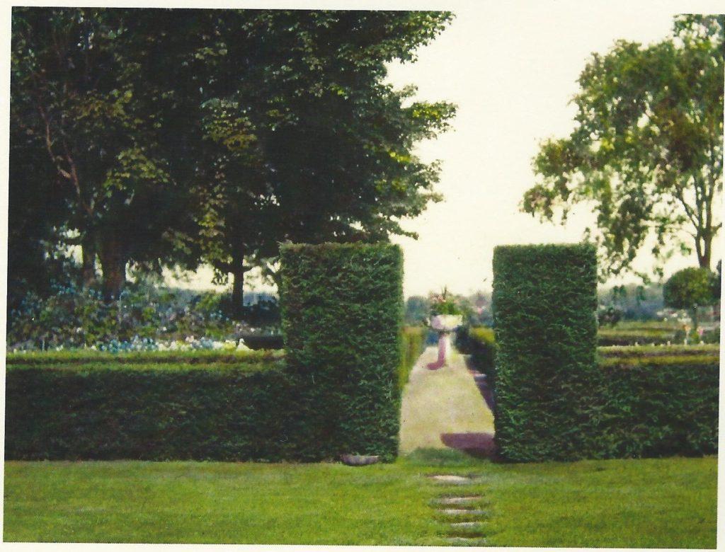 Clover Croft, the estate of Amy Gore Iasigi in Stockbridge.