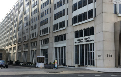 FERC headquarters in Washington. Photo: Ben Hillman
