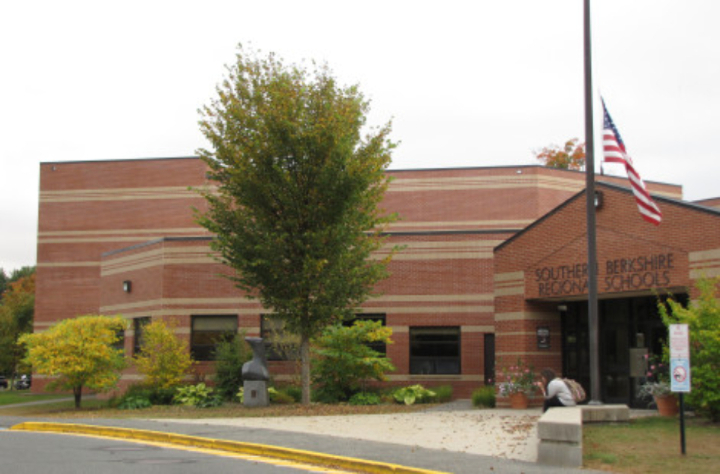 Mt Everett Regional High School in the Southern Berkshire Regional School District.