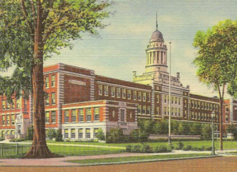 Pittsfield High School.