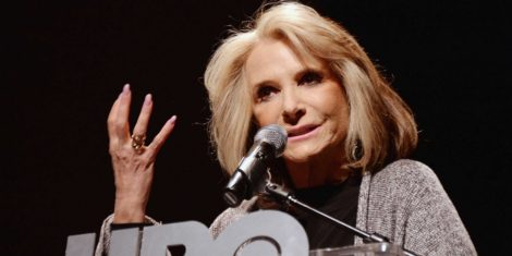 Sheila Nevins, HBO Documentary Films president.