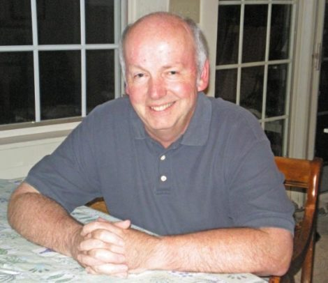 John Hockridge chair of the Berkshire County Education Task Force.