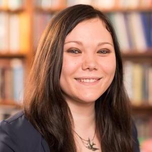 Katie Lewis, Ph.D. Photo courtesy Austen Riggs Center