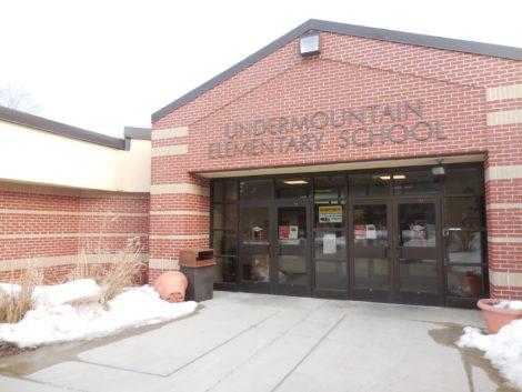 Undermountain Elementary School on the Sheffield campus of Mt. Everett Regional High School.