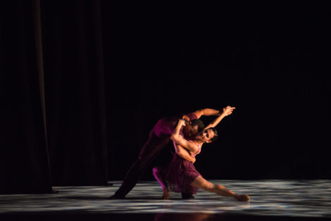 Bezo. Ballet Hispanico. Photo: Brooke Trisolini