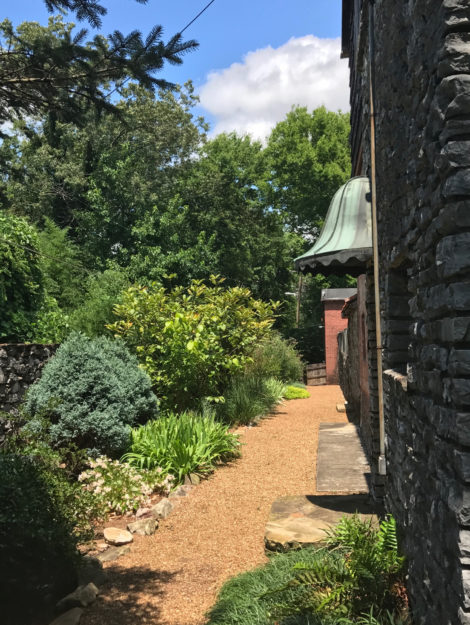 Knoxville Botanical Garden is well worth a visit, for its gardens and its sense of place. The old nursery grounds that it inhabits give the garden and intriguing sense of mystery and history.