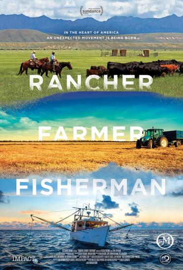 Rancher Farmer Fisherman poster