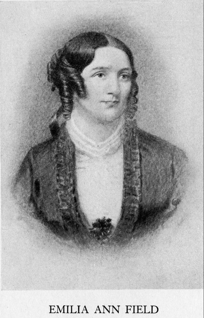 Emilia Field Brewer, mother of the Brewer sisters.