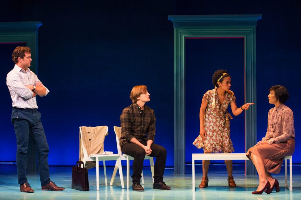 THEATRE REVIEW At Fitzpatrick Main Stage Children Of A Lesser God Is Testament To Tolerance