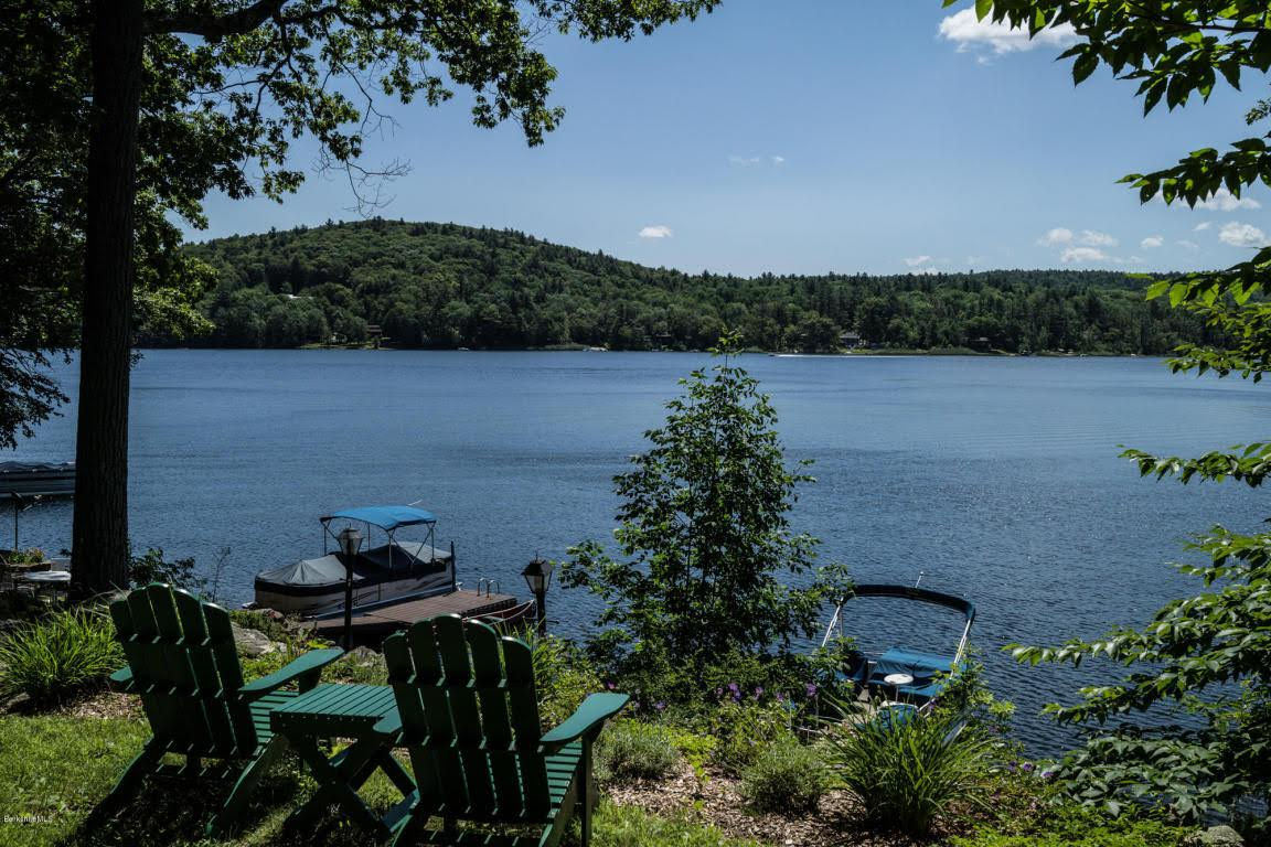 The Berkshires: Lake & Pond Homes for $700K and under!
